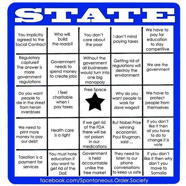 Statist Ideas